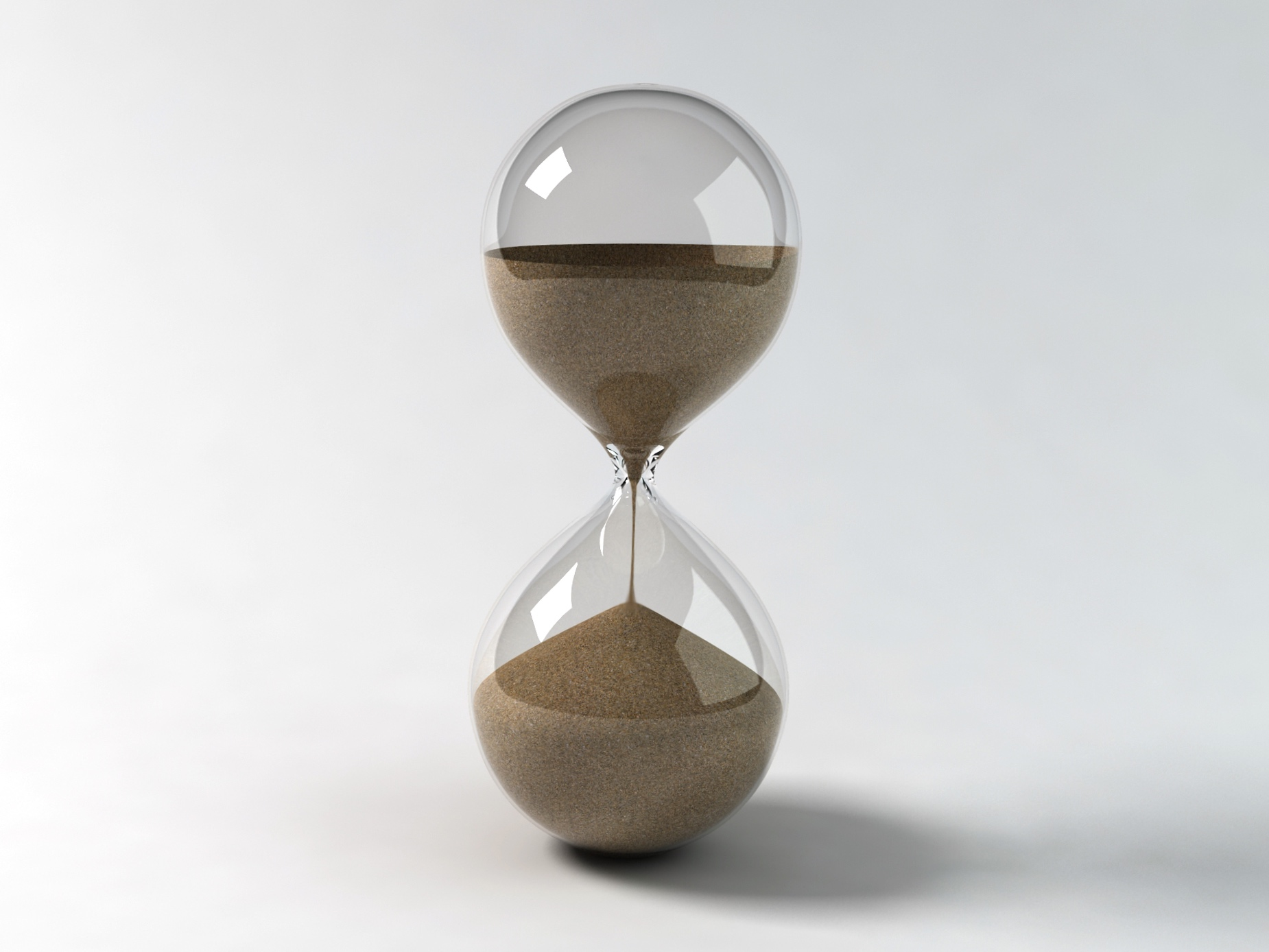 Stock photography, Hour glass concept by Julieta Aranda
