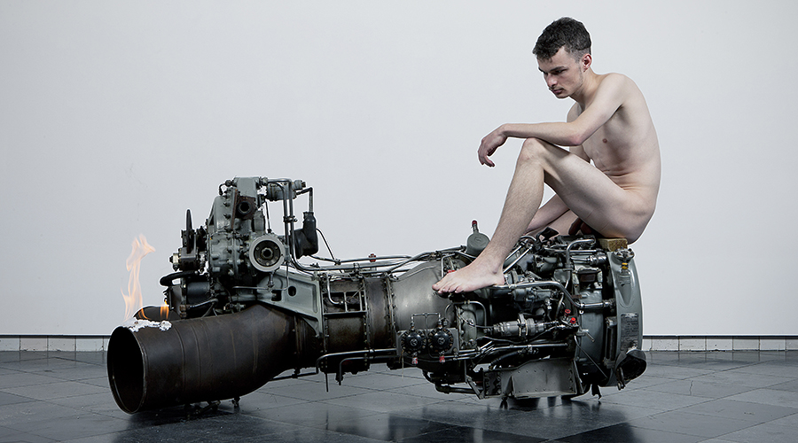 Roger Hiorns, Untitled, 2011